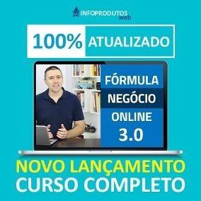 Alex Vargas- Fórmula De Negócio 3.0+5000 Cursos (veja Lista)