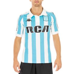 Kappa Camiseta Oficial Racing Club 2018 Slim Hombres