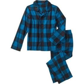 Pijama Camisa Pantalon Americana Talla 10/12 Años