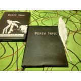 Cuaderno Death Note Libreta Kira Ryuk