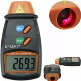 Tacometro Digital Laser Pantalla Lcd Tachometer Rpm G-e139