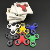 Fidget Spinner Anti Estrés Premium 4 Baleros