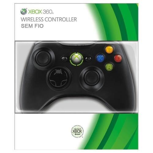 Controle Para Videogame Xbox 360 S/ Fio