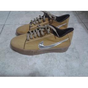 Zapatos Damas Suela Gruesa Nike Talla 36