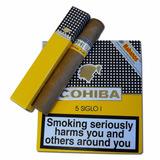 Cohiba Siglo I Habanos P/ Fumar Cigarros Cubanos Caja X5