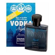 Perfume Importado Paris Elysees Vodka Night 100 Ml