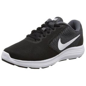 Zapatillas Nike Modelo Running Revolution 3 - (001)
