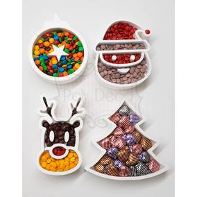 Kit Decoracion Navidad Hashtag Carameleras Palydeco