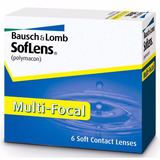 Lentes De Contato Soflens Multi-focal