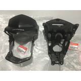 Contramascara + Mascara Cubre Optica Honda Cg150 New Titan