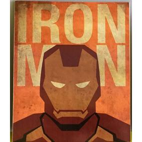 Quadrinho Vintage Homem De Ferro