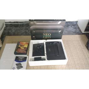 Neo Geo Aes/ Zerado