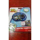 Cámara Digital Infantil Toy Story 3 Fotos Y Graba Video