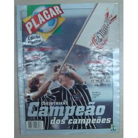 *revista Placar Corinthians Campeão Dos Campeões(36465-cx2)