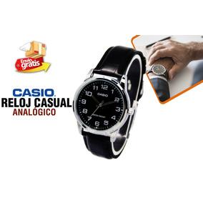 Casio Reloj Casual (mtp-v001l-1bu) Incluido Iva