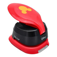 Furador Jumbo Premium Disney Cabeça Mickey Toke E Crie Eva
