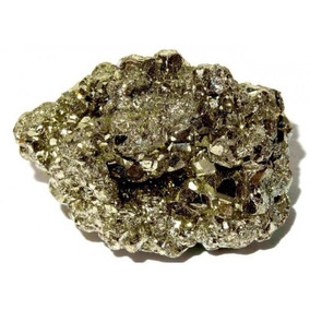 Pirita Natural Bruta 4cm Antiga Ouro De Tolo Pedra Dinheiro