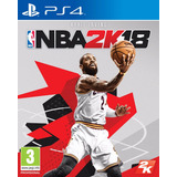 Nba 2k18 | Ps4 | Físico | Original |
