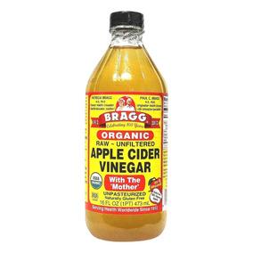 Vinagre De Maça Bragg Original - Organico E Não-filtrado