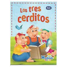 Libros Cuentos Infantiles Clasicos Los Tres Cerditos