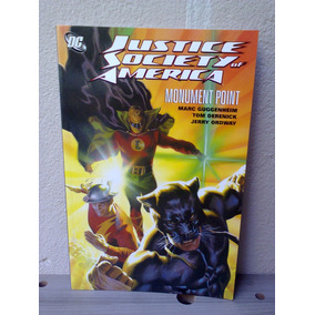 Hq Justice Society Of America: Monument Point (jsa) Import
