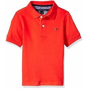 Tommy Hilfiger Camisa Polo Infantil Talla 6