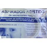 Aspirador Asistido De Secrecciones Nasales Para Bebe.