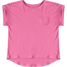 cecfbda610185 De Sorvete - Camisetas e Blusas para Meninas no Mercado Livre Brasil