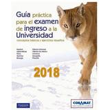 Guia Conamat Unam 2018 + Consejos De Estudio