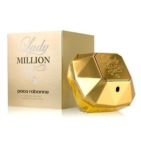 Paco Rabanne Lady Million Eau De Parfum 30ml Feminino