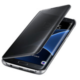 Funda Flip Clear View Cover Original Samsung Galaxy S7 Edge