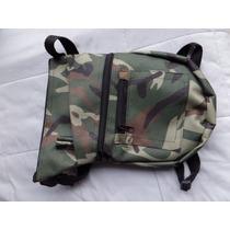 Piernera Camouflage Campismo Equipo Tactico Supervivencia