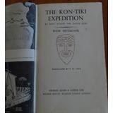 Libro The Kon Tiki Expedition Thor Heyerdahl En Inglés