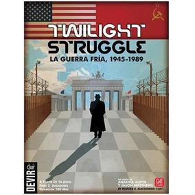 Twilight Struggle La Guerra Fría Juego De Mesa En Español!