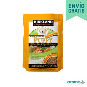 2 Costales Alimento Para Cachorro Pollo Y Arroz 9.07kg