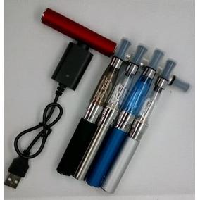 Cigarro Caneta Eletrôn Usb +1 Atomizador Reserva +03 Essênc
