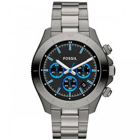 a68e0ac1748 Relógio Modelo Masculino   Fossil Fch 2565 Z   Original - Relógios ...