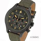 Reloj Nautica A18684g A18685g Cronografo Cristal Duro 100m W