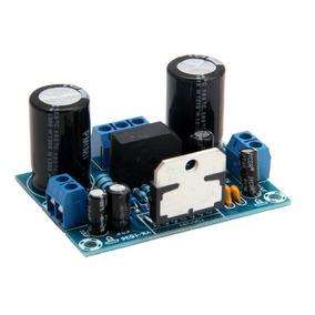 Amplificador 100w Rms Profissional Montado Pronto Para Uso