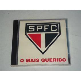 Cd Original Hino Do São Paulo Fc O Mais Querido Anos 1990