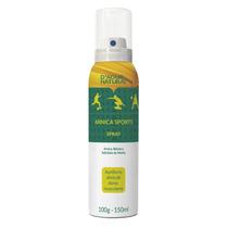 Arnica Sports Spray Massageador 150ml D Agua Natural