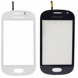 Tela Touch Galaxy Fame Duos Gt-s6810 Gt-s6812 - Tc0003