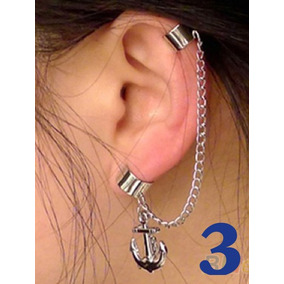 Ear Cuff Piercing Arete Gotico Vintage Bisuteria