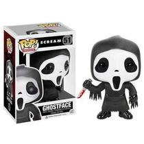 Funko Pop Ghostface Scream Panico Filme Terror #51