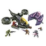 Halo Mega Bloks Unsc Hornet Vs Covenant Vampire