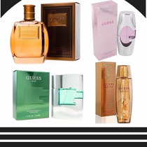 Perfumes Guess Tradiconal, By Marciano 100ml, Originales