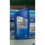 Aceite Chevron 20w50 Mineral Chevron Importado Caja Usa