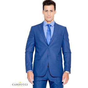 Terno Carducci Slim Fit Importado Masculino Vários Modelos