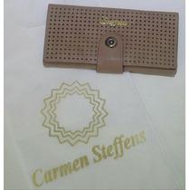 Carteira Carmen Steffens, Pronta Entrega