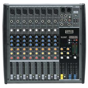 Mesa De Som 8 Canais Mark Audio Cmx08 Usb/sd Frete Gratuito